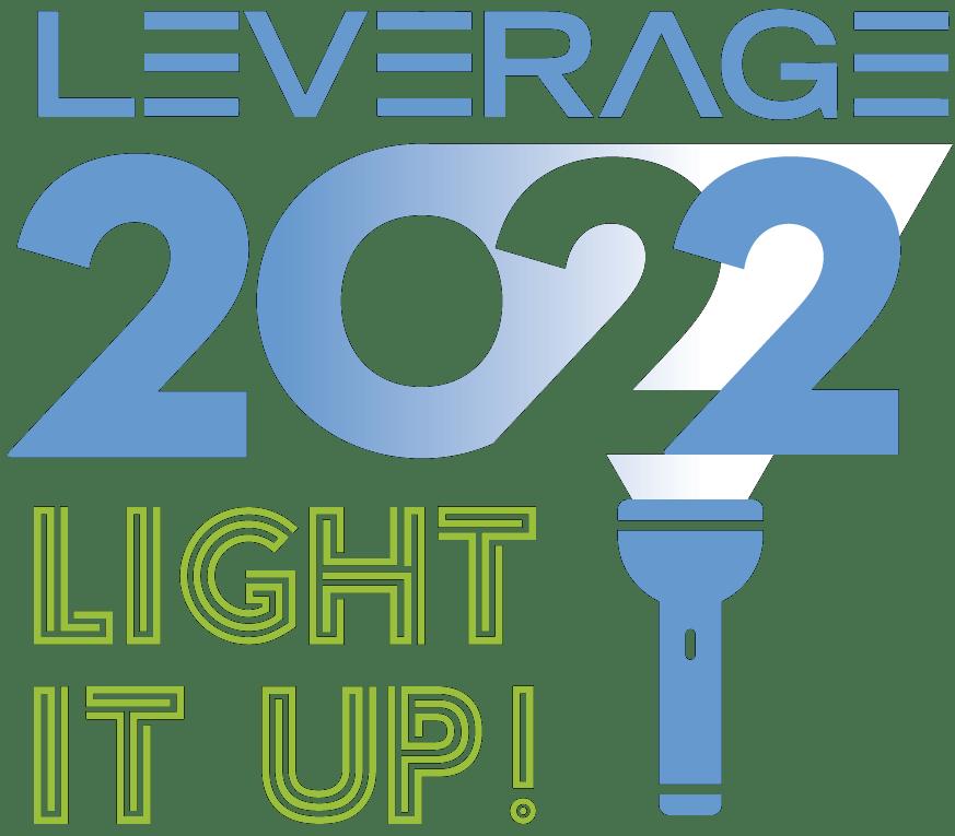 Leverage22 logo