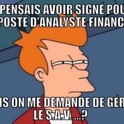 Not Sur If... - Le Blog du Recruteur