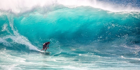 Mindfulness – Riding the Wave