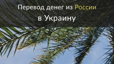 Как перевести деньги из России в Украину в 2019 году