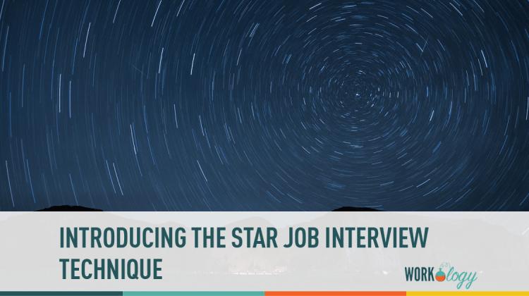 jobs, interviews, star job interview technique