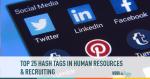 hash tags, twitter, social media, hr