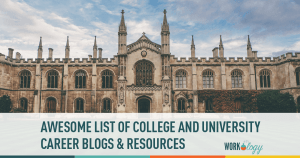 career, career blogs, university, resources