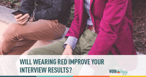 interview, clothes, red, hire