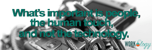 You Can't Automate the Human Being. Bring Back the Human in HR & Recruiting