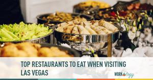 Las Vegas restaurants SHRM Conference HR Tech