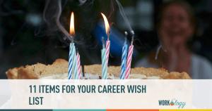 career, jobs, wish list