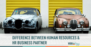 hr, hr business partner, differences