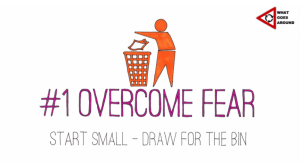 Creativity in HR, Doug Shaw - overcome-fear