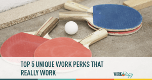 work perks, employee engagement, employee satisfaction