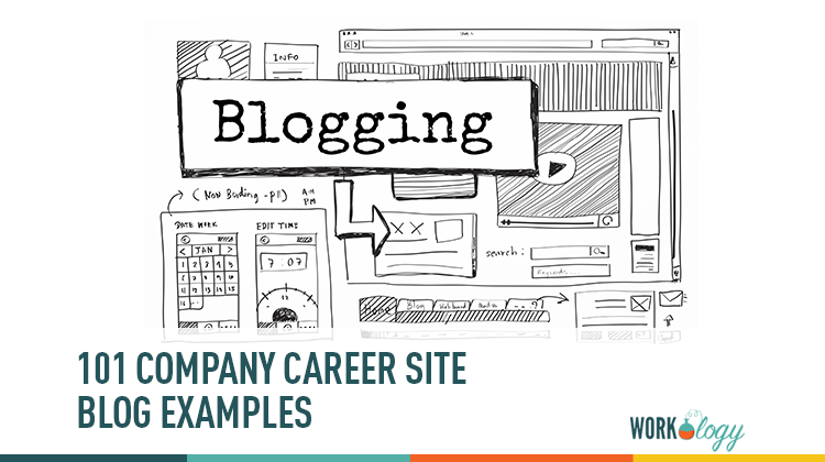 101 Company Career Site Blog Examples | Workology
