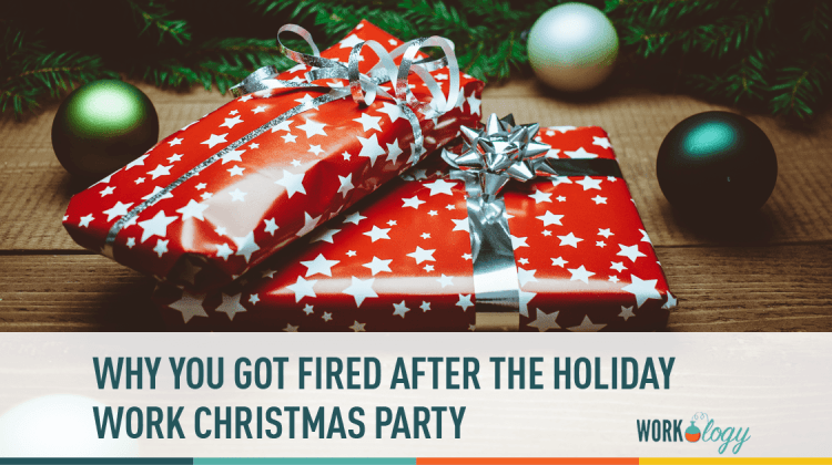 fired, workplace, party