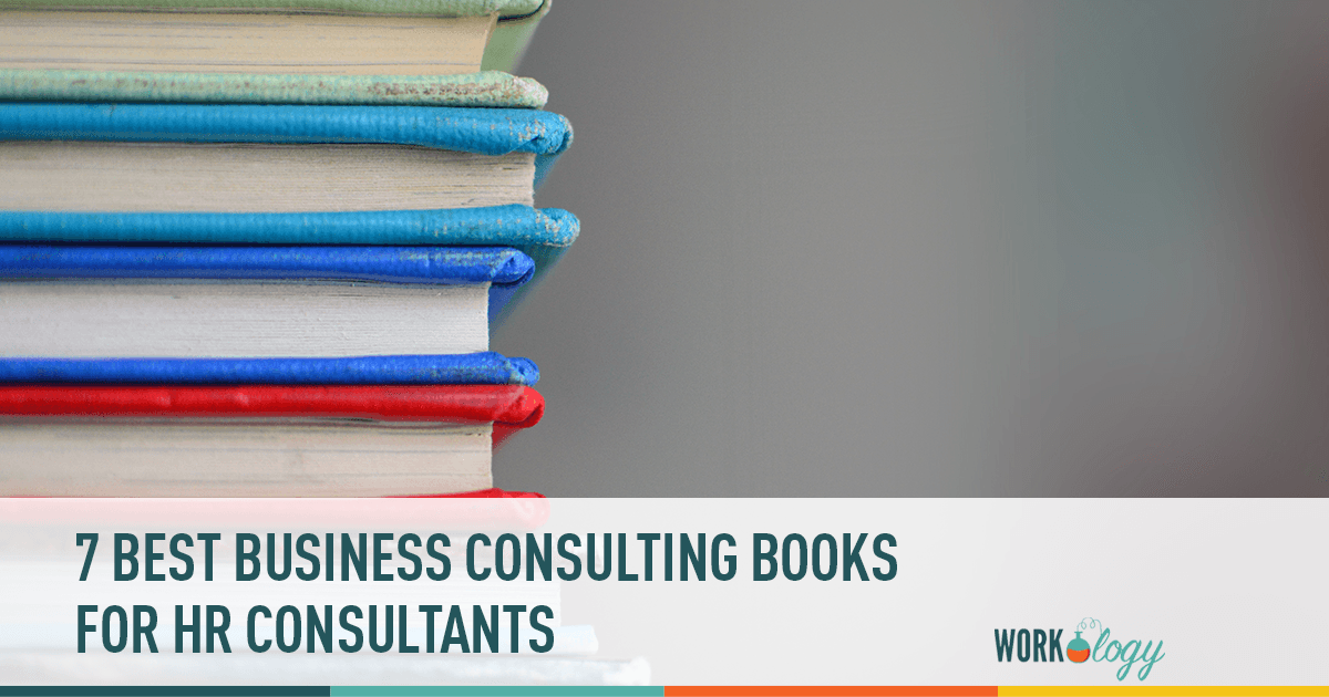 Technology Management Image: 7 Best Business Consulting Books For HR Consultants