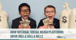 social media, social media platform, in house, corporations