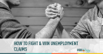 unemployment, claims, win, fight