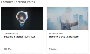 linkedin, learning, social media