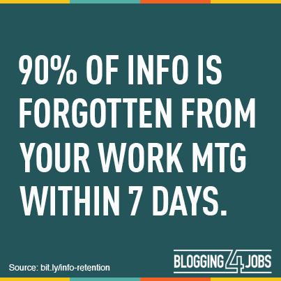 work-information-retention