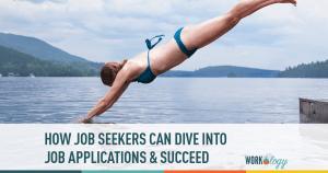job seekers, job applications, hiring, success