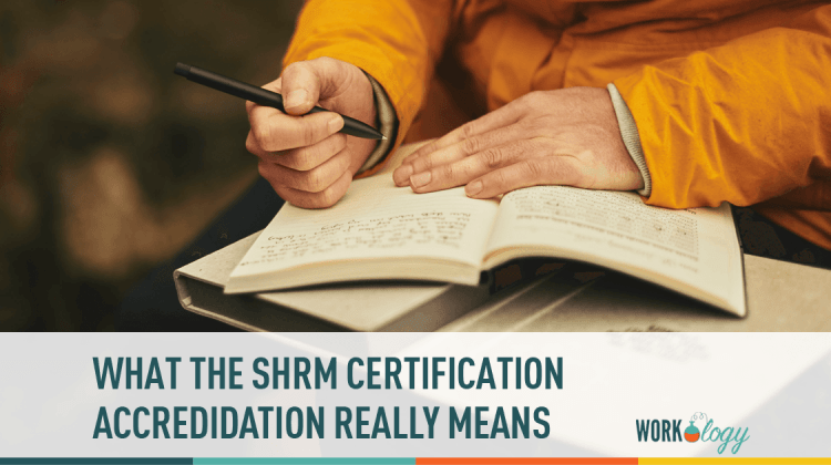 shrm certification, accredidation, hr