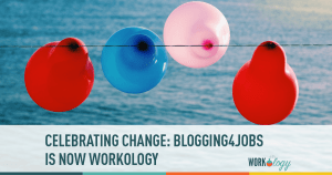 blogging4jobs, workology