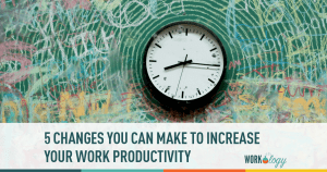employee productivity, work productivity, workplace, changes