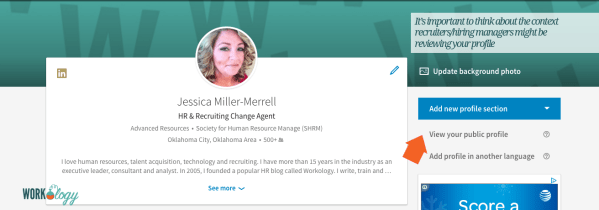 linkedin-update-public-profile