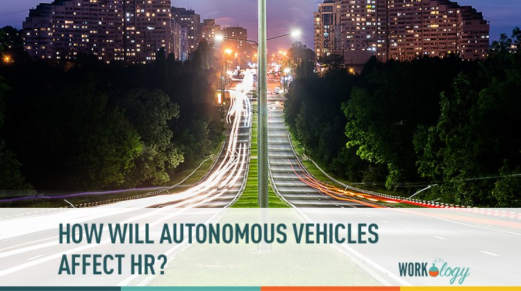 self driving, autonomous vehicles, self-driving cars at work, workplace autonomous vehicles, HR automation