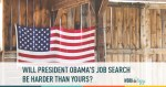 president obama, job search