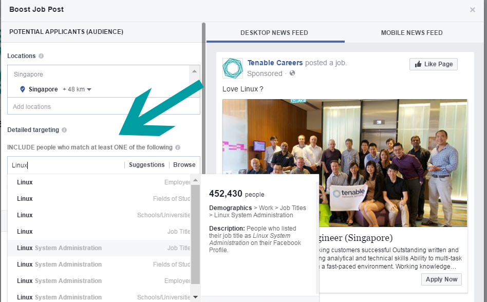 The Options Are Limited Compared To The Many Options For Regular Facebook  Ads. I Am Really Missing A Feature Called U201csaved Audiencesu201d That Allows You  To ...