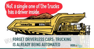 Trucks Are Already Being Automated