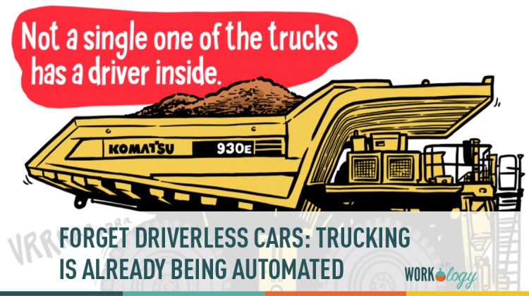 trucking, automation, automated trucks