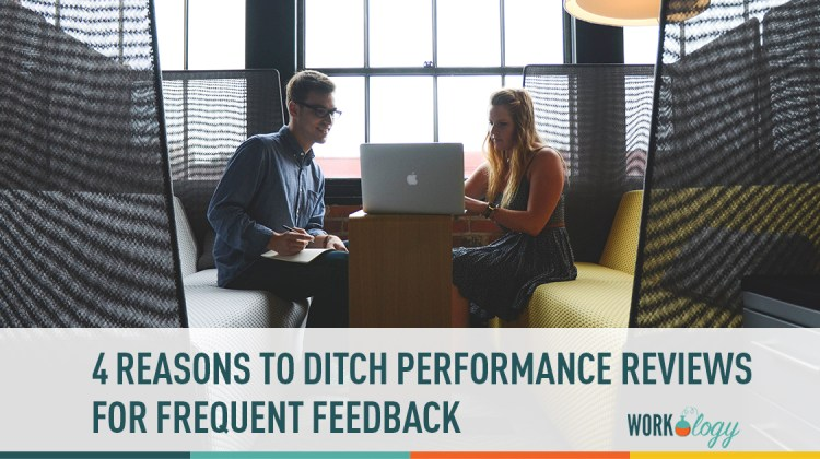 performance review, feedback, frequent feedback