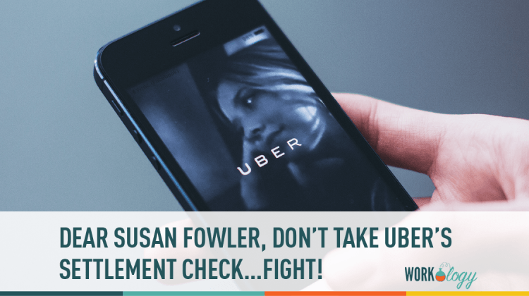 uber, sexual harassment, susan fowler