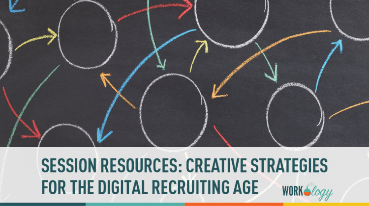 creative strategies, digital recruiting, sourcing, recruiting