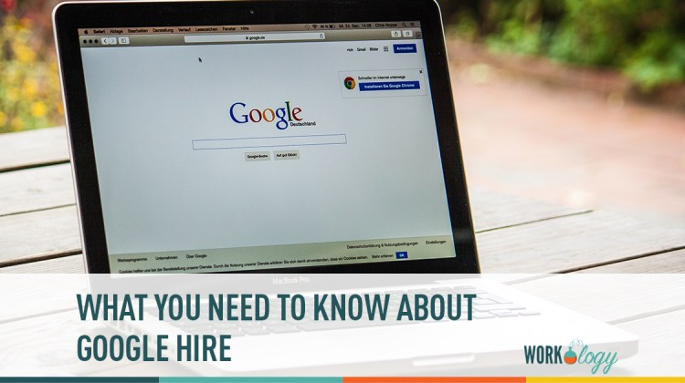 google, google hire, talent acqusition