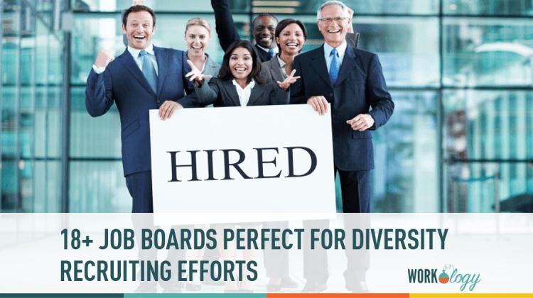 diversity recruiting, good faith efforts, diversity hiring, diversity job boards,