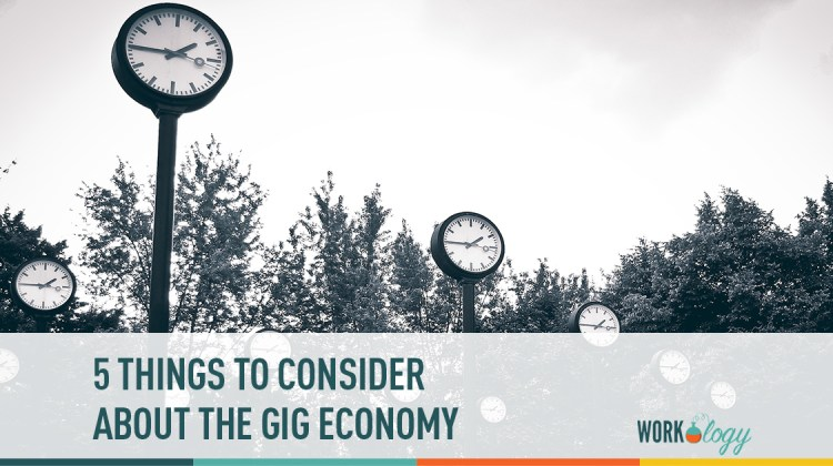 gig economy, contingent workforce