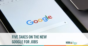google for jobs, job search