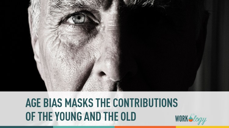 age bias masks the contributions of young and old workers