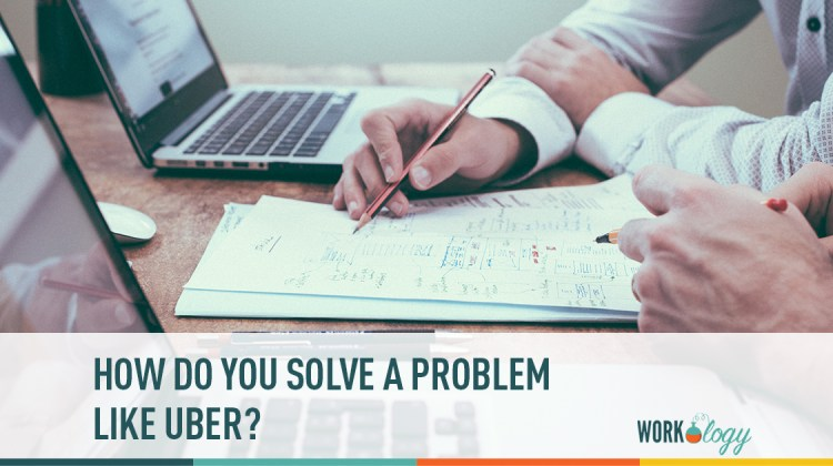 how do you solve a problem like uber