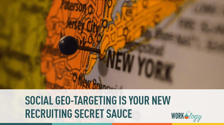 social recruiting, geotargeting, geo-targeting, geo targeting, geo fencing, geofencing hiring, geotargeting recruiting