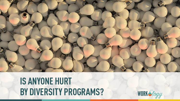 is anyone hurt by diversity programs?