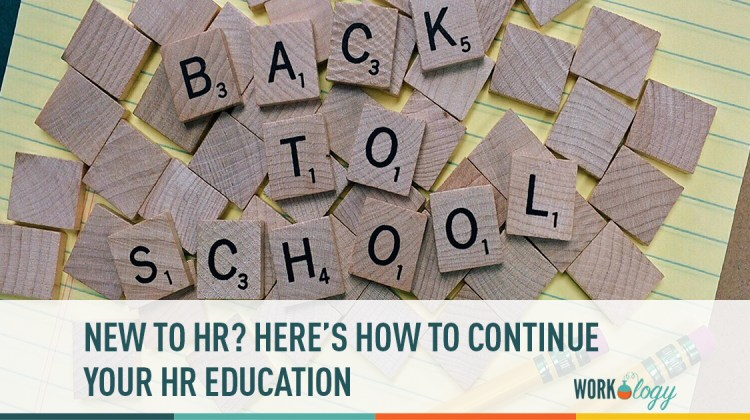 how to continue your hr education