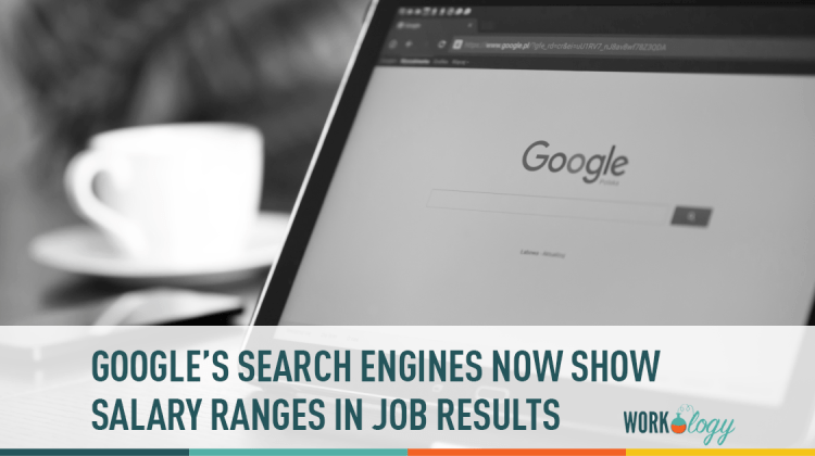 google jobs salary ranges, google job posting salary, salaries google search results,