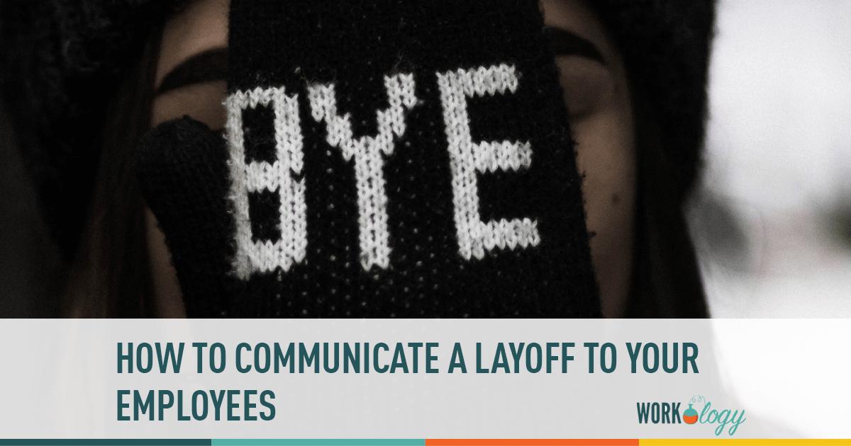 employee lay off