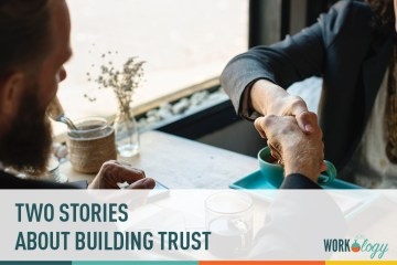 Two Stories About Building Trust