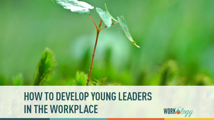 how to develop young leaders in the workplace