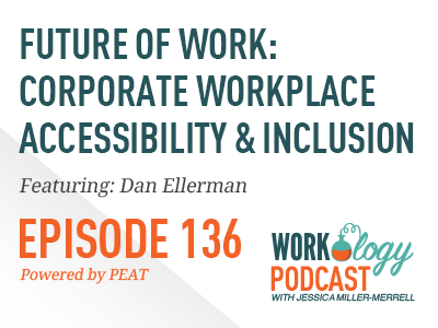 future of work: corporate workplace acessibility and inclusion
