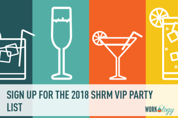 Join the #SHRM18 VIP Party List