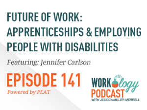 future of work - apprenticeships and employing people with disabilities